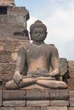 Borobudur temple in Indonesia Royalty Free Stock Photo
