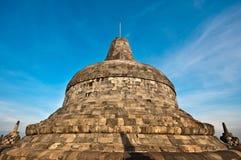Borobudur temple near Yogyakarta Stock Image