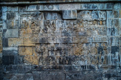 Free Borobudur Temple Relief, At Borobudur Temple Magelang Central Java Indonesia Royalty Free Stock Photography - 98985627
