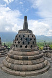 Borobudur Temple Series 01 Royalty Free Stock Image