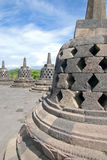 Borobudur Temple Series 03 Royalty Free Stock Photography