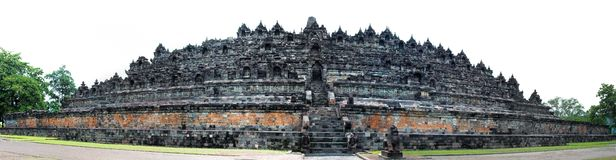 Borobudur Temple Series 04 Royalty Free Stock Photo