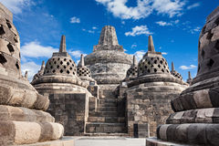 Borobudur Temple Stock Photos