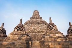 Borobudur Temple Stock Photos