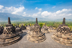 Borobudur Temple Stock Photography