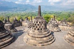 Borobudur Temple Royalty Free Stock Photo