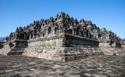 Borobudur Temple, Yogyakarta, Indonesia. Stock Images