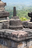 Borobudur Temple, Yogyakarta, Java, Indonesia Royalty Free Stock Photography