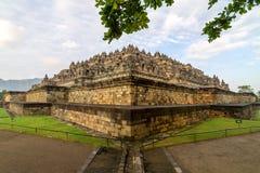 Borobudur temple, Yogyakarta, Java, Indonesia. Borobudur temple near Yogyakarta on Java island, Indonesia Stock Images