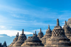 Borobudur Temple, Yogyakarta, Java, Stock Photography