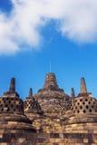 Borobudur Temple, Yogyakarta, Java, Indonesia. Borobudur Temple at day time, Yogyakarta, Java, Indonesia Stock Images
