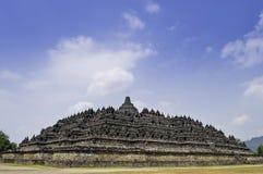 Borobudur view Stock Photography