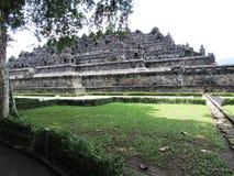 Borobudur - zupełny widok Obraz Stock