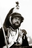 Borodino 2012 historical reenactment Royalty Free Stock Image