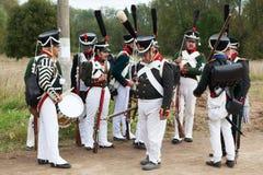 BORODINO, Battle, Moscow Region, Russia Stock Images