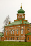 Borodino Savior Convent Royalty Free Stock Photo