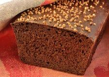 Borodinsky rye bread. Royalty Free Stock Photos
