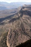 Halls Gap - Boroka Lookout - Grampians Royalty Free Stock Image