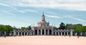 Borough Council of Aranjuez Stock Images