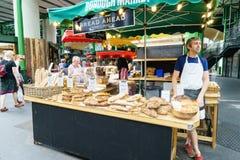 Borough market, London Stock Photos
