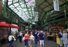 Borough Market in London Stock Photo