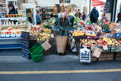 Borough Market in London Royalty Free Stock Images