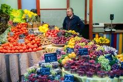 Borough Market in London Royalty Free Stock Photo