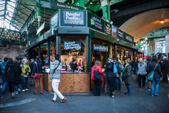 Borough Market in London Stock Photos