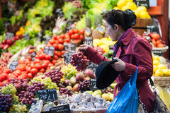 Borough Market in London Stock Photos