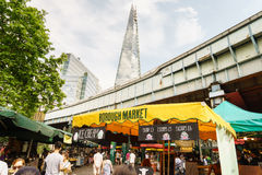 Borough market, London Royalty Free Stock Photo