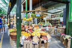 Borough market, London Royalty Free Stock Photography