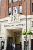 Borough market, London Royalty Free Stock Image
