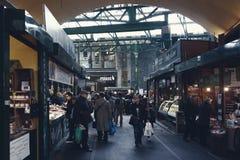 Borough Market in London. Royalty Free Stock Photos