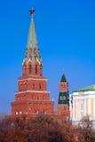 Borovitskaya Kontrollturm Lizenzfreies Stockfoto