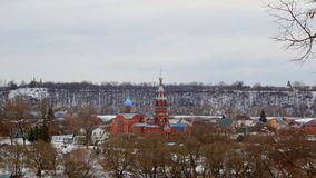 Borovsk city Stock Photos