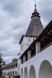 Borovsk Orthodox monastery in the Kaluga region (Russia). Stock Photos