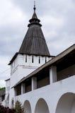 Borovsk Orthodox monastery in the Kaluga region (Russia). Royalty Free Stock Photography