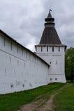 Borovsk Orthodox monastery in the Kaluga region (Russia). Royalty Free Stock Photos