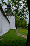 Borovsk Orthodox monastery in the Kaluga region (Russia). Stock Photo