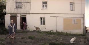 Borovsk, Russia Royalty Free Stock Photos