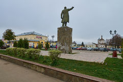 Borovsk town in Russia Royalty Free Stock Photography