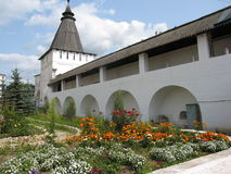 Borovskiy monastery, Russia Royalty Free Stock Photography