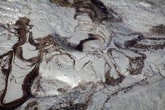 borowinowi volcanoes Zdjęcia Royalty Free