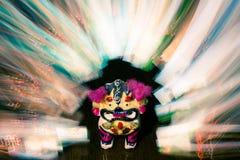 Borowinowy tygrysi chińczyk Zdjęcie Stock