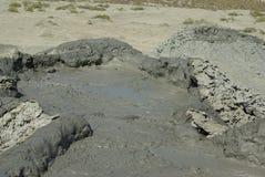 borowinowy vulcano Zdjęcia Royalty Free