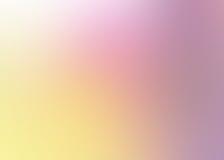 Borrão abstrato colorido imagem de stock