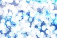 Borrão azul de Boken Imagem de Stock