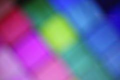 Borrão colorido do fundo imagens de stock
