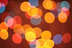 Borrão da cor Fotografia de Stock
