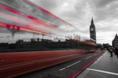borrão de Londres Imagem de Stock